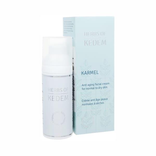 Kedem Karmel (Кедем Кармель) - питательный ночной крем для сухой кожи