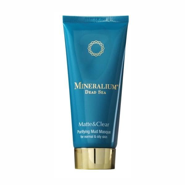 Mineralium Purifying Mud Masque очищающая грязевая маска для нормальной и жирной кожи из линейки Matte Clear