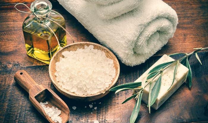 Соль Мертвого моря для зубов и десен