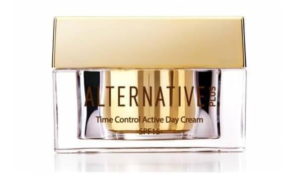 Активный антивозрастной дневной крем SPF15 Sea of Spa Time Control Active Day Cream из линейки Alternative Plus (Си оф Спа)