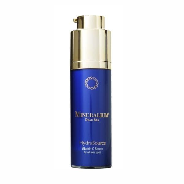 Сыворотка для лица с витамином С (для всех типов кожи) Mineralium Vitamin C Serum из линейки Hydra Source