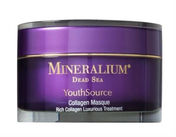 Mineralium Collagen Masque коллагеновая маска для лица из линейки YouthSource