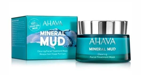 Грязевая очищающая маска для лица Ahava Clearing Facial Treatment Mask из линейки Mineral Mud