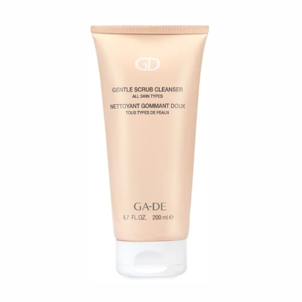 Мягкий скраб для лица для всех типов кожи GA-DE Gentle Scrub Cleanser