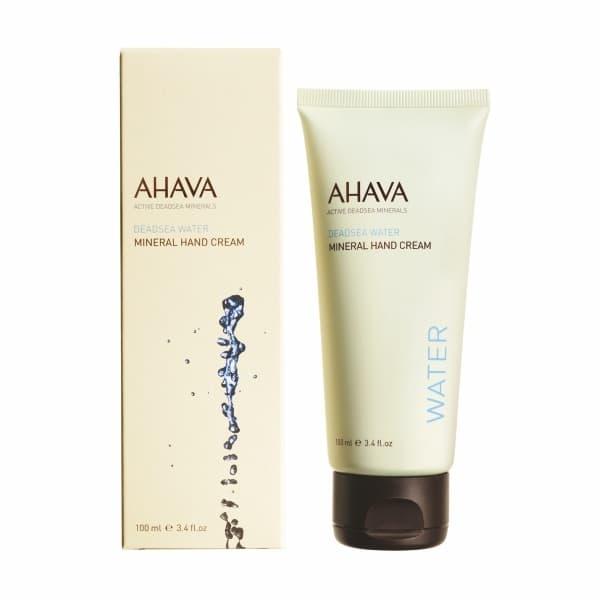 Крем для рук с минералами Мертвого моря Ahava Mineral Hand Cream из линейки Deadsea Water