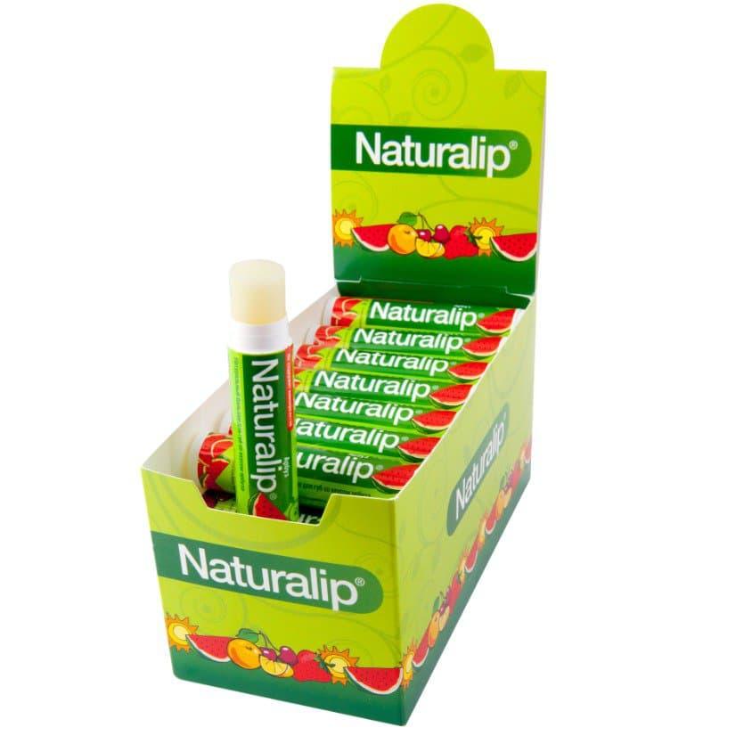 Бальзам для губ NaturaLip от Dr.Rab