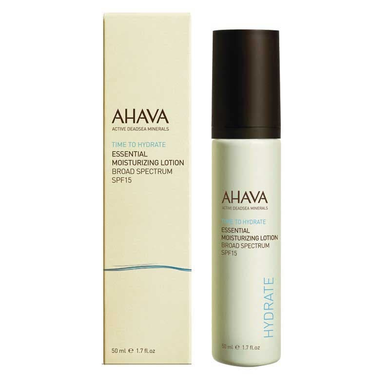 Oil-free увлажняющий лосьон Ahava Essential Moisturizing Lotion